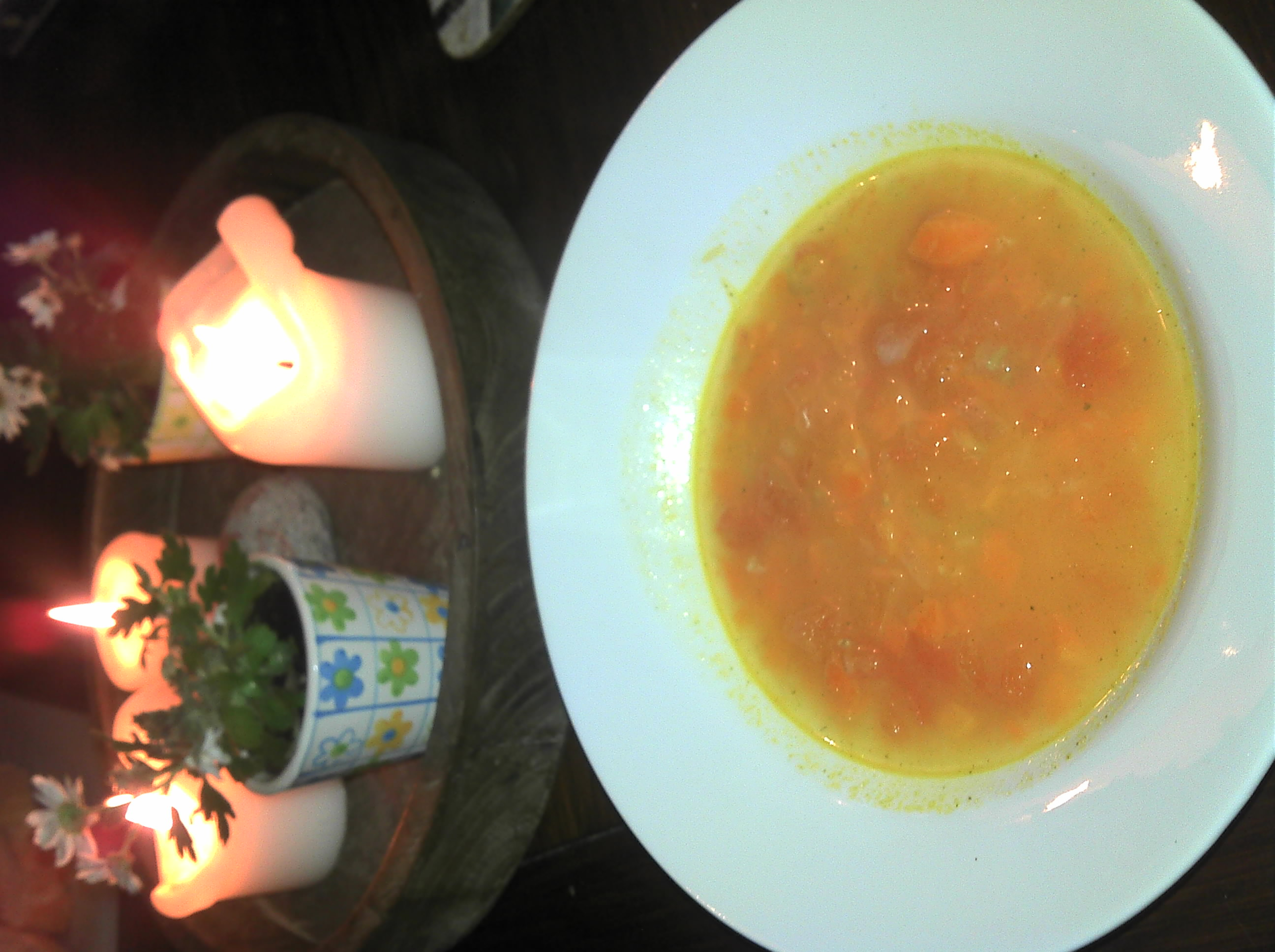 Gulerods suppe